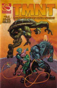 TMNT: Teenage Mutant Ninja Turtles #24 (2005)