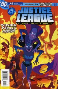 Justice League Unlimited #14 (2005)
