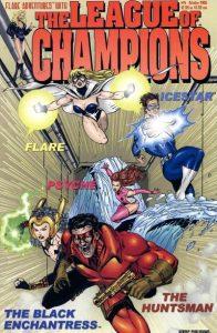 Flare Adventures #14 (2005)