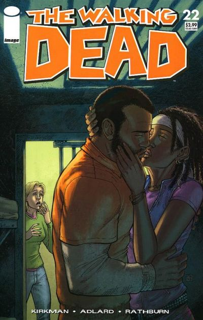 The Walking Dead #22 (2005)