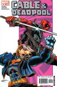Cable & Deadpool #19 (2005)