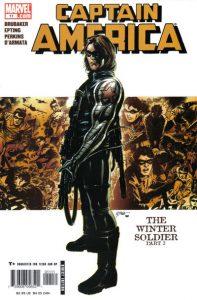 Captain America #11 (2005)