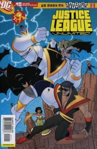 Justice League Unlimited #15 (2005)
