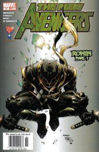 New Avengers #11 (2005)