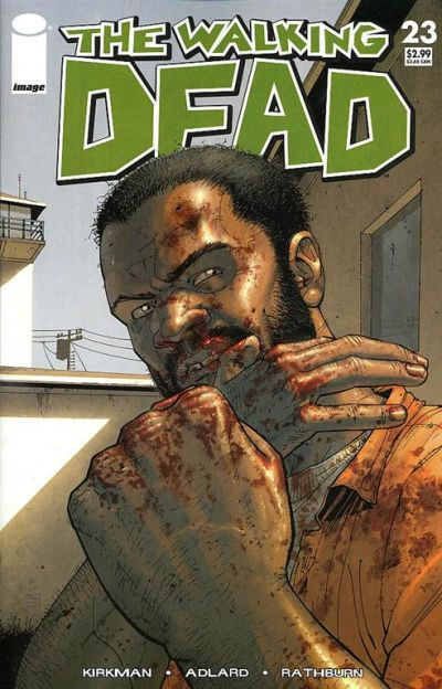 The Walking Dead #23 (2005)