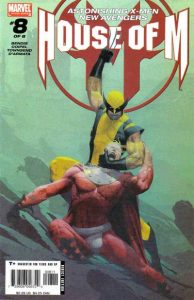 House of M #8 (2005)