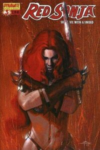 Red Sonja #3 (2005)
