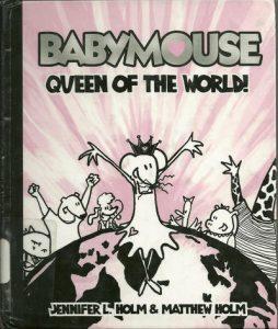 Babymouse #1 (2005)