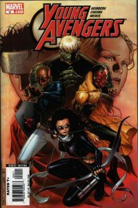 Young Avengers #9 (2005)