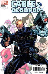 Cable & Deadpool #22 (2006)
