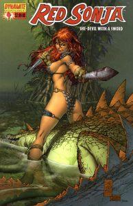 Red Sonja #4 (2006)
