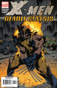 X-Men: Deadly Genesis #1 (2006)
