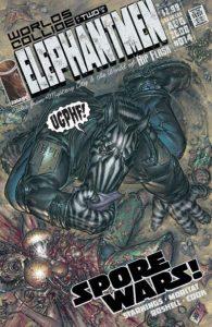 Elephantmen #14 (2006)