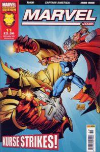 Marvel Legends #11 (2006)