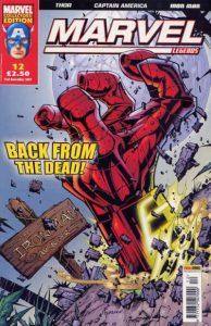 Marvel Legends #12 (2006)