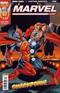 Marvel Legends #14 (2006)