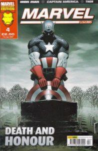Marvel Legends #4 (2006)