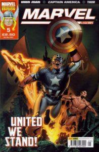 Marvel Legends #5 (2006)