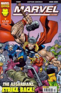 Marvel Legends #7 (2006)