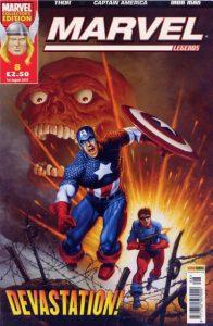 Marvel Legends #8 (2006)