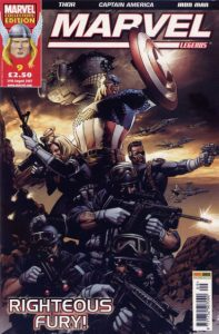 Marvel Legends #9 (2006)