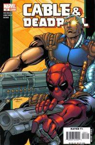 Cable & Deadpool #23 (2006)