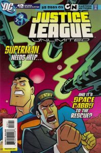 Justice League Unlimited #18 (2006)