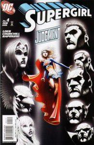 Supergirl #4 (2006)