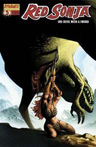 Red Sonja #5 (2006)