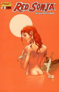 Red Sonja #6 (2006)