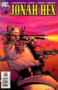 Jonah Hex #4 (2006)