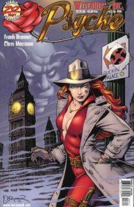 Witchgirls Inc. #3 (2006)