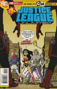 Justice League Unlimited #19 (2006)