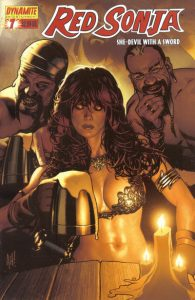 Red Sonja #7 (2006)