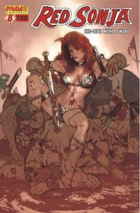 Red Sonja #8 (2006)