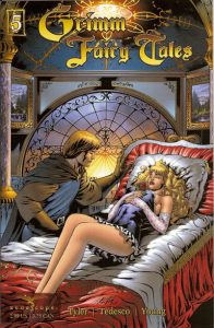 Grimm Fairy Tales #5 (2006)