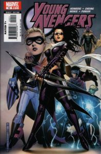 Young Avengers #10 (2006)