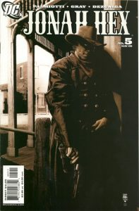 Jonah Hex #5 (2006)