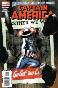 Captain America #15 (2006)