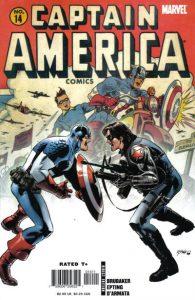 Captain America #14 (2006)