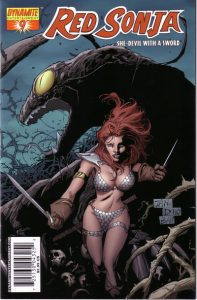 Red Sonja #9 (2006)