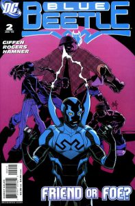 The Blue Beetle #2 (2006)