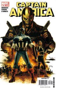 Captain America #16 (2006)