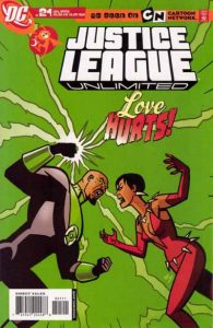 Justice League Unlimited #21 (2006)