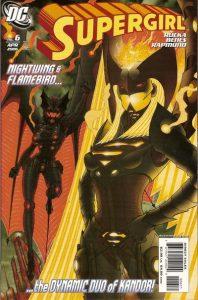 Supergirl #6 (2006)