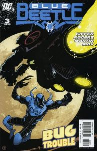 The Blue Beetle #3 (2006)