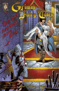Grimm Fairy Tales #6 (2006)
