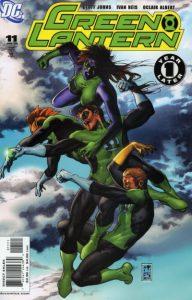 Green Lantern #11 (2006)