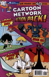 Cartoon Network Action Pack #1 (2006)