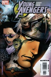 Young Avengers #11 (2006)